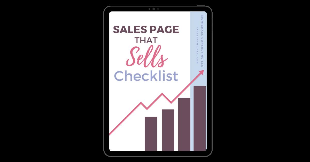 Sales Page that Sells™ Bonus 1